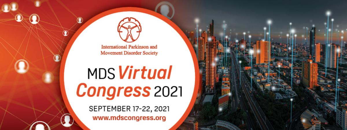 17-22 September 2021 | MDS Virtual Congress