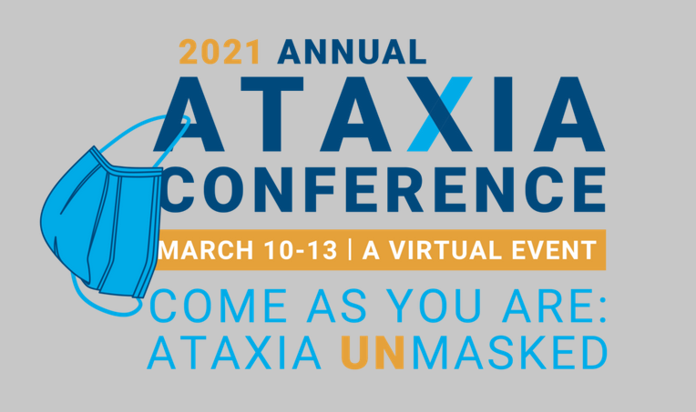 10-13 March 2021 | Annual Ataxia Conference (NAF)